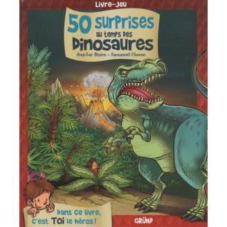 50 surprises au temps des...
