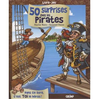 50 surprises chez les pirates