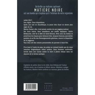 Matière noire - Ivan Zinberg