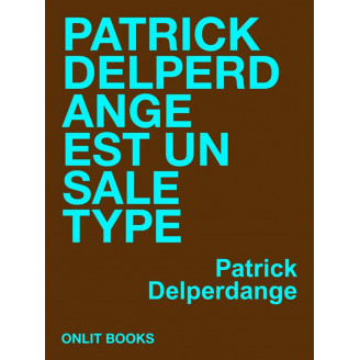 Patrick Delperdange est un...