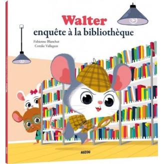 Walter enquête à la...
