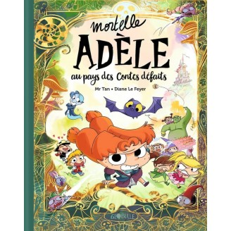 Mortelle Adèle au pays des...