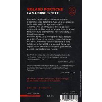 La Machine Ernetti (poche)
